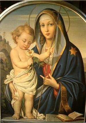 """Abbandono al Padre e """"Affido a Maria"""""""