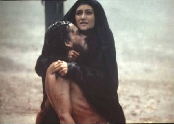 Maria, donna del Sabato santo